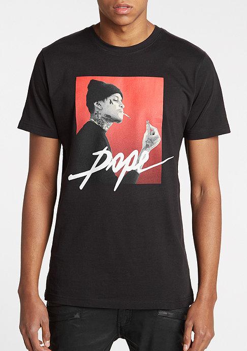 Mister Tee T-Shirt Dope black