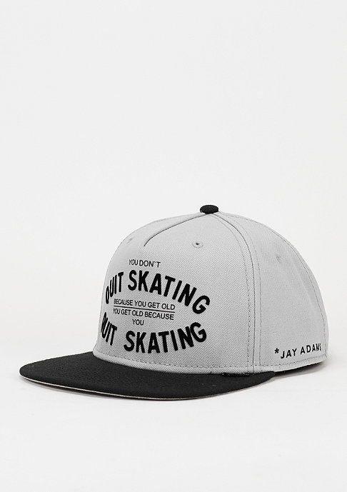 Djinn's 6P Citiation Quit Skating light grey/black