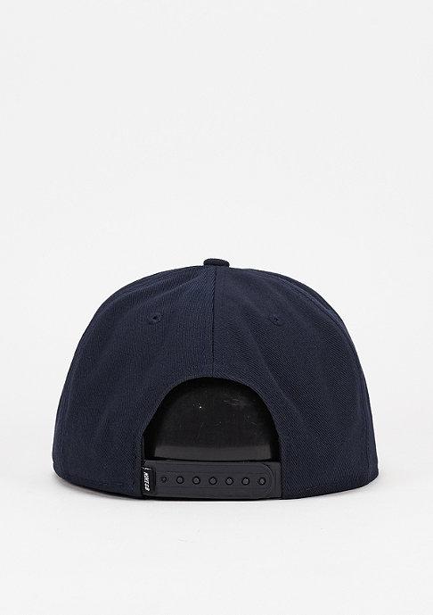 NIKE SB Snapback-Cap Icon dark obsidian/dark obsidian/omega blue