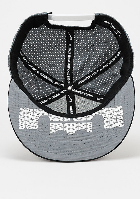 NIKE Lebron Perfomance True cool grey/black/cool grey
