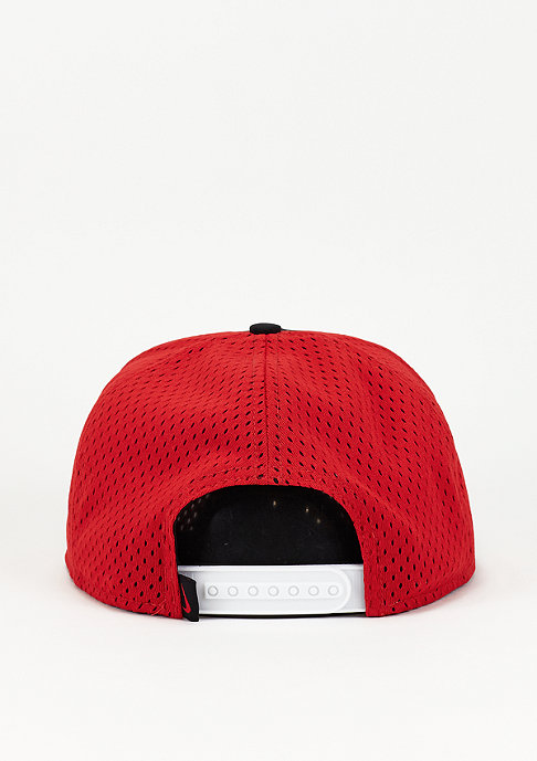 NIKE Snapback-Cap Lebron Perfomance True university red/black/white