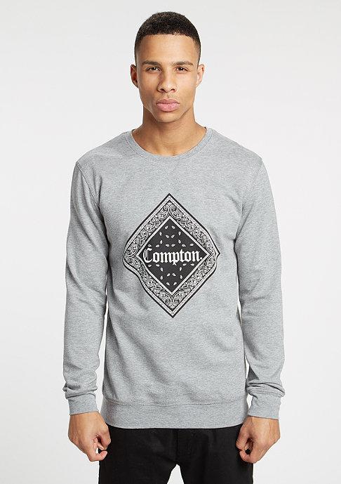 Mister Tee Compton Bandana heather grey