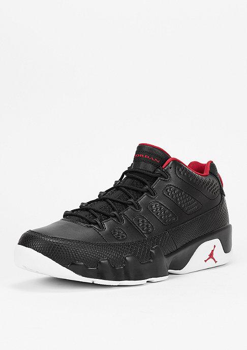 JORDAN Air Jordan 9 Retro Low black/gym red/white