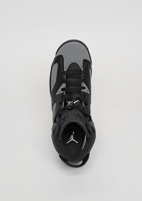 JORDAN Air Jordan 6 Retro BG black/white/cool grey/metallic gold