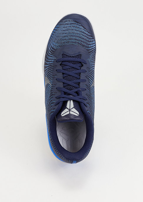 NIKE KB Mentality II midnight navy/pure platinum/photo blue
