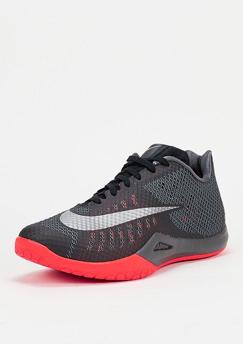 NIKE Basketballschuh Hyperlive black/metallic silver/dark grey