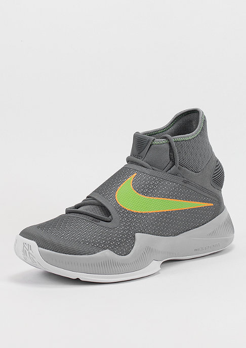 NIKE Zoom Hyperrev 2016 cool grey/action green/wolf grey