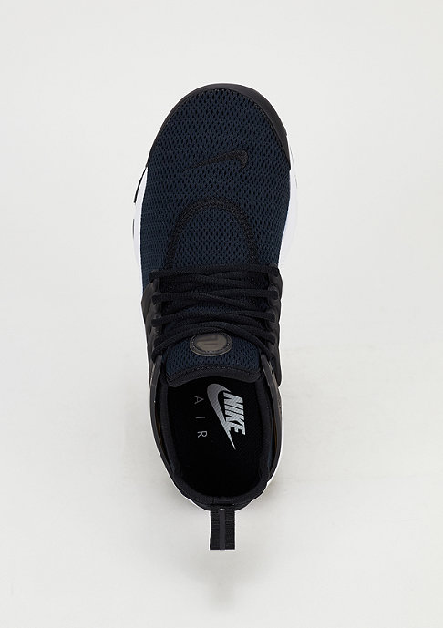 NIKE Air Presto black/black/white