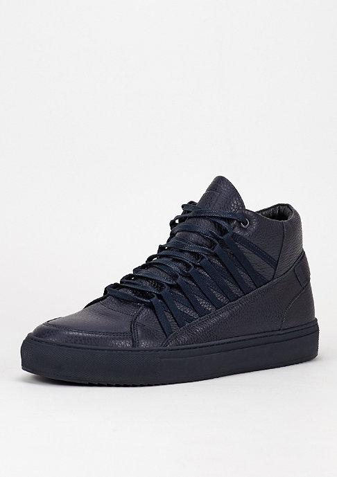 Black Kaviar Schuh Gais navy