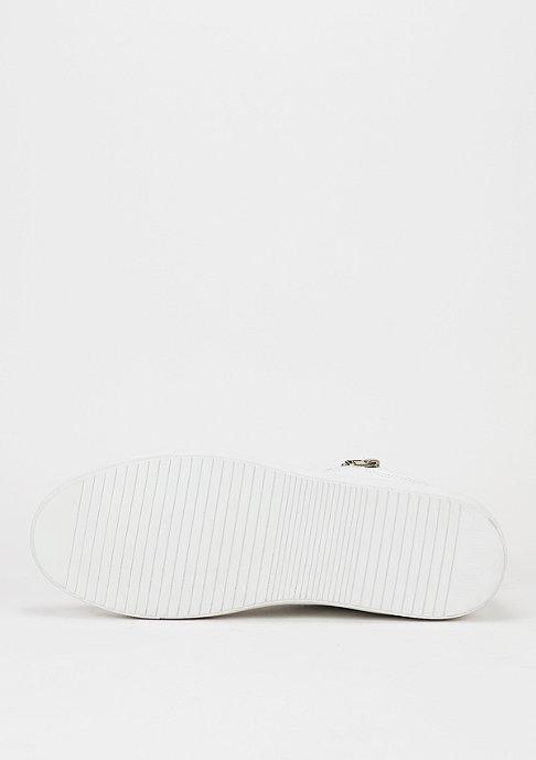 Black Kaviar Schuh Gean white