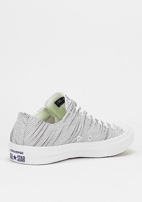 Converse CTAS II Knit Ox white/navy/white
