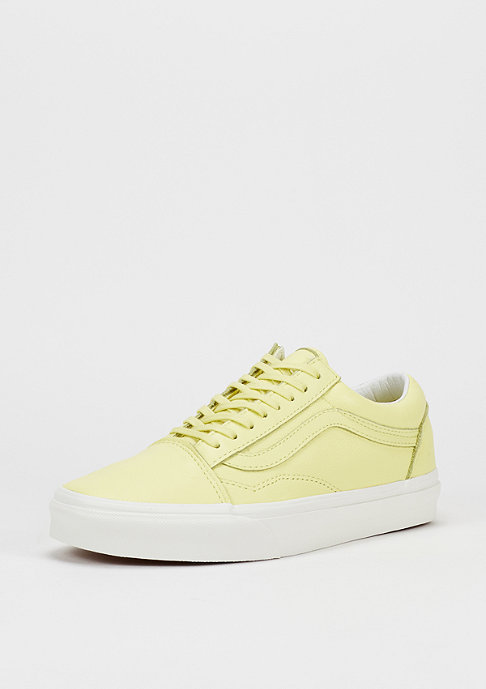 VANS Old Skool yellow cream
