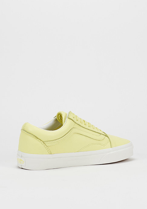 VANS Skateschuh Old Skool yellow cream