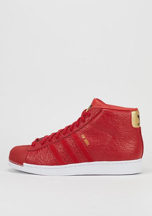 adidas Schoen Pro Model scarlet