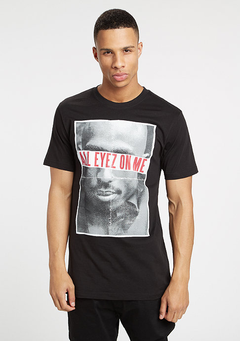 Artist by Mister Tee 2Pac All Eyez On Me black