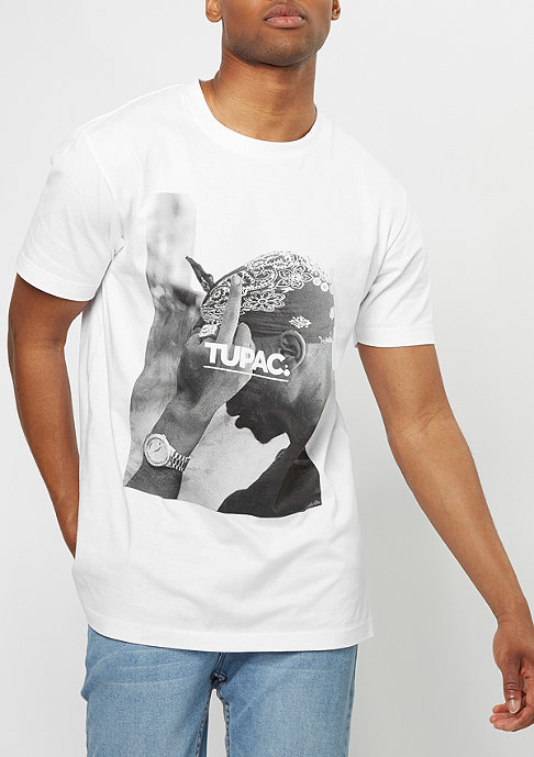 Artist by Mister Tee 2Pac Fuck The World white