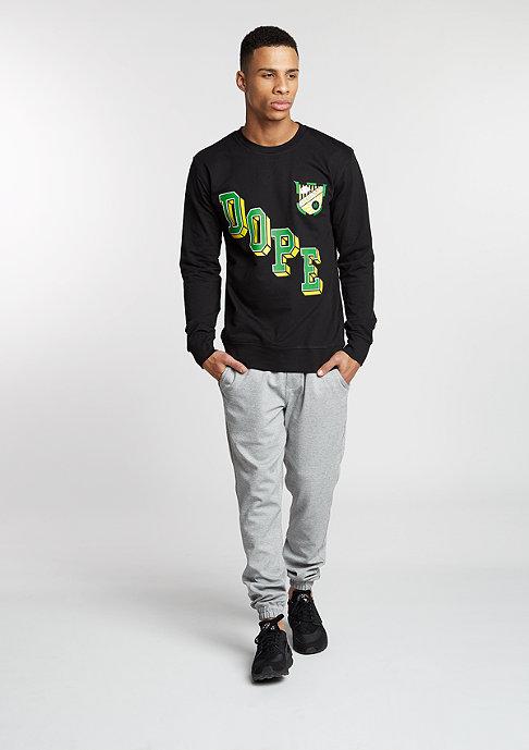 Mister Tee Sweatshirt Team Dope black