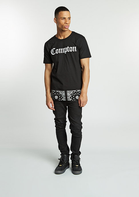 Artist by Mister Tee T-Shirt Extended Bandana black