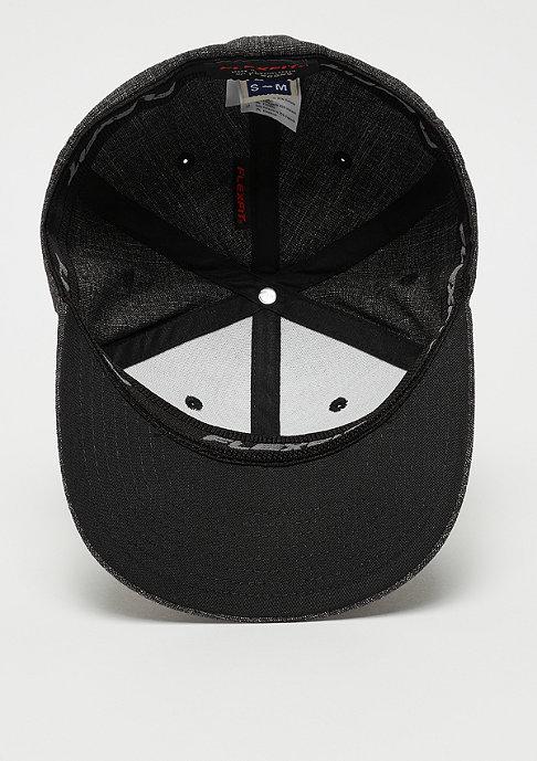 Flexfit Fine Melange black