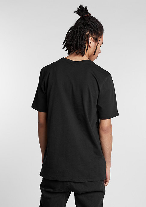 NIKE T-Shirt High On Air black/black