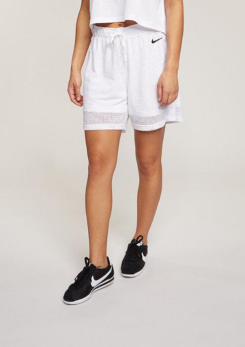 NIKE Mesh white/white/white/black