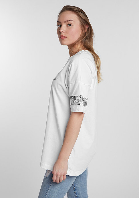 NIKE T-Shirt NSW Top GX FTW white/black