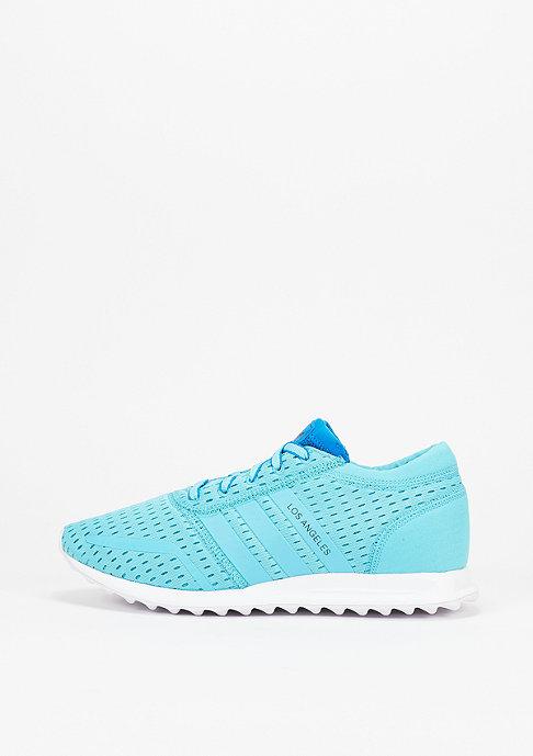 adidas Los Angeles blue glow
