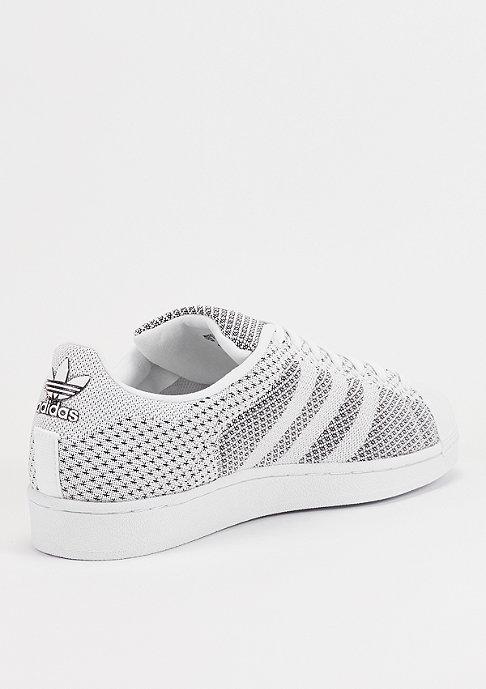 adidas Schuh Superstar Weave white/core black