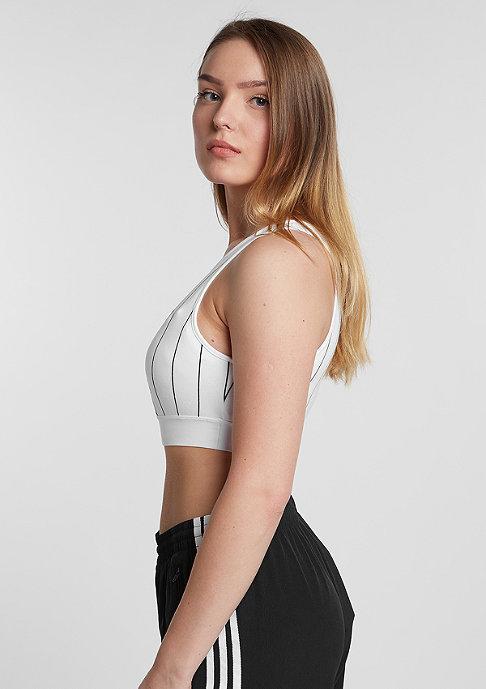 adidas Bra Trefoil white