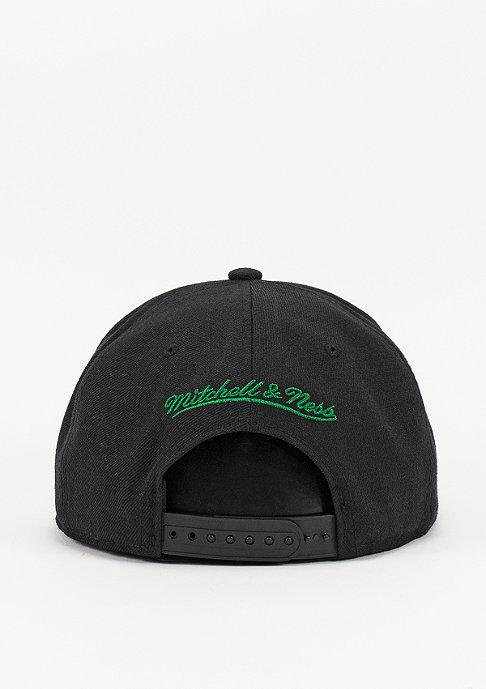 Mitchell & Ness Wool Solid NBA Boston Celtics black