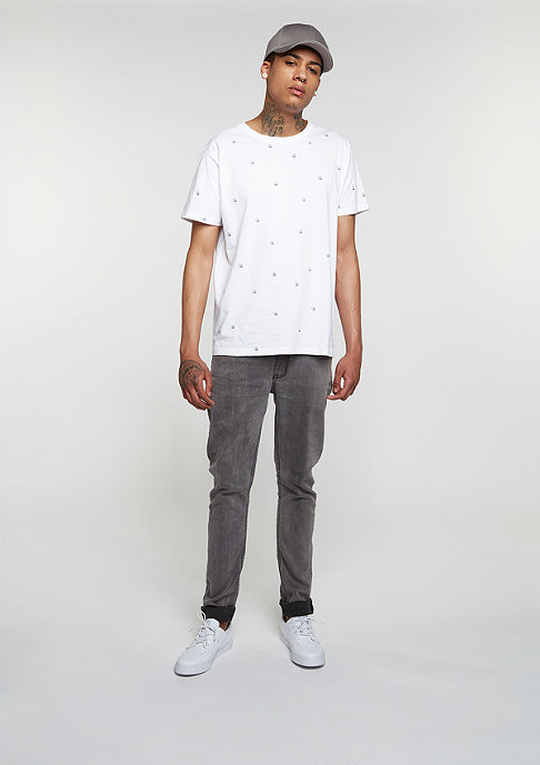 Cheap Monday Standard Skulls white
