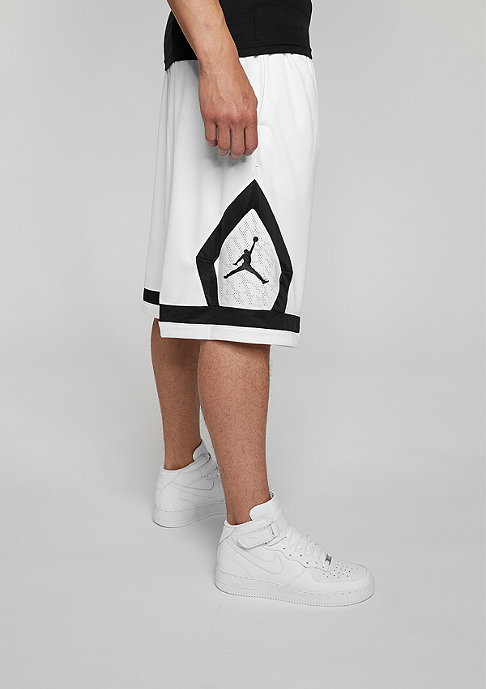 JORDAN Sport-Short Flight Diamond dark grey/black/black