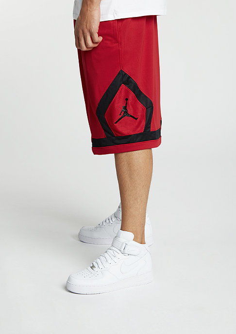 JORDAN Sport-Short Flight Diamond gym red/black/black