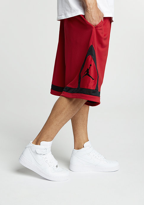 JORDAN Flight Diamond gym red/black/black