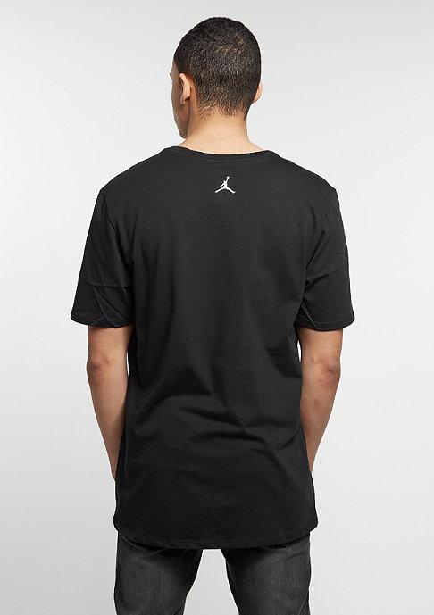 JORDAN T-Shirt In The Mist Of Greatness black/white