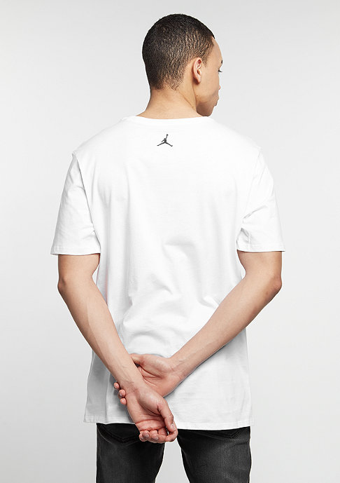 JORDAN T-Shirt In The Mist Of Greatness white/black