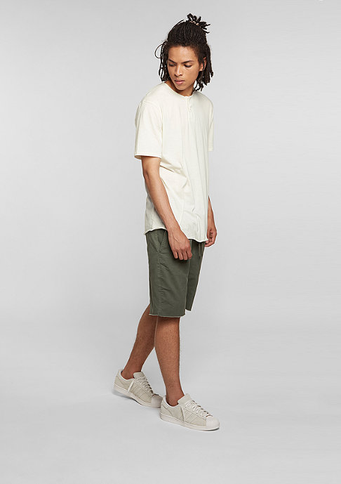 Brixton Berkley Henley off white