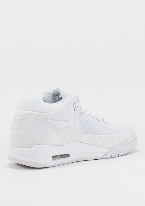 NIKE Basketballschuh Flight Squad white/white/white