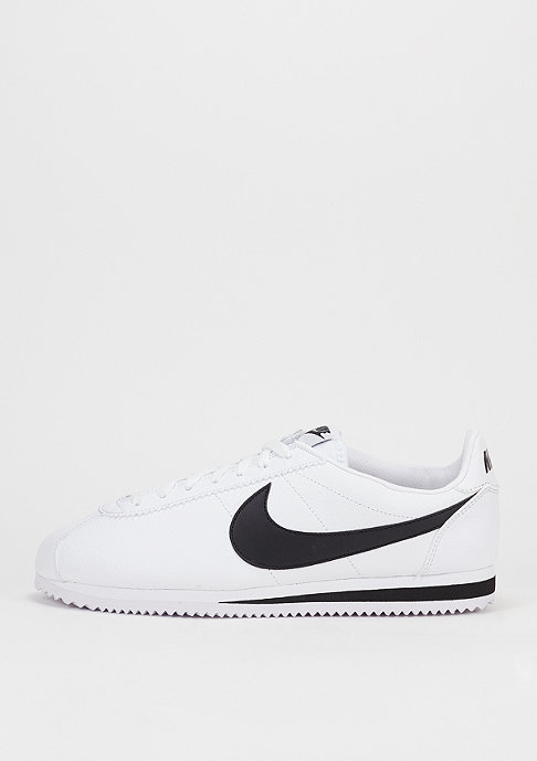 NIKE Classic Cortez Leather white/black