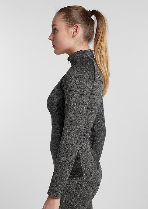 Flatbush Longsleeve RU Shirt black/white