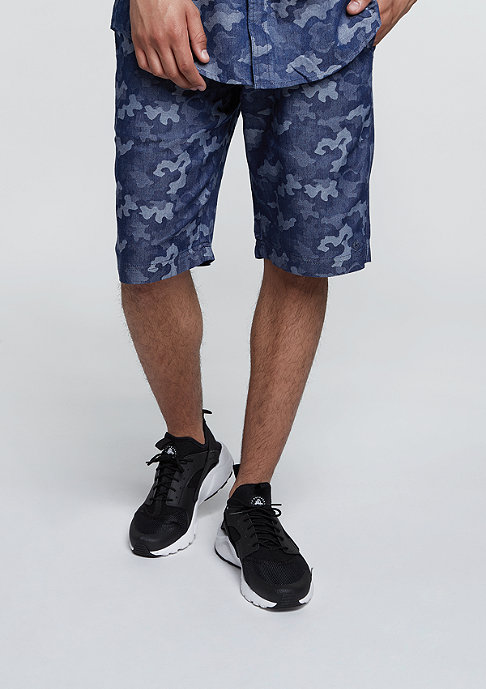 FairPlay Sport-Short Luca indigo camo