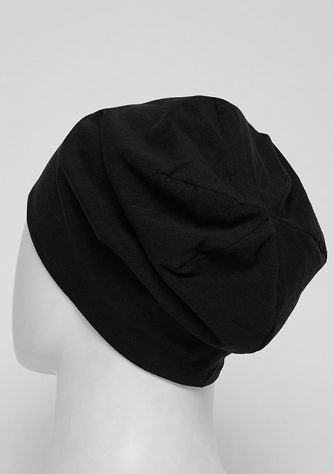 SNIPES Jersey Beanie black