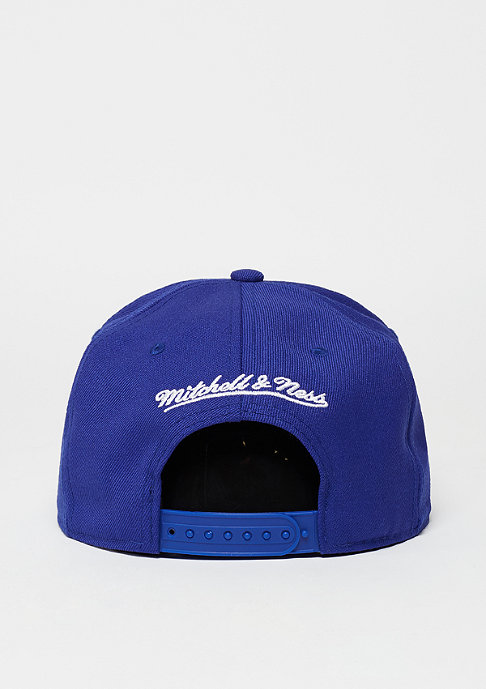 Mitchell & Ness Wool Solid NHL Toronto Marple Leafs navy