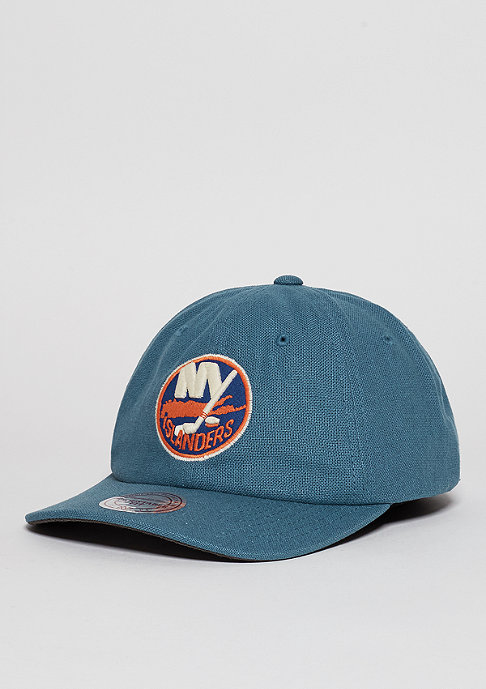 Mitchell & Ness Linen Slouch NHL New York Islanders blue