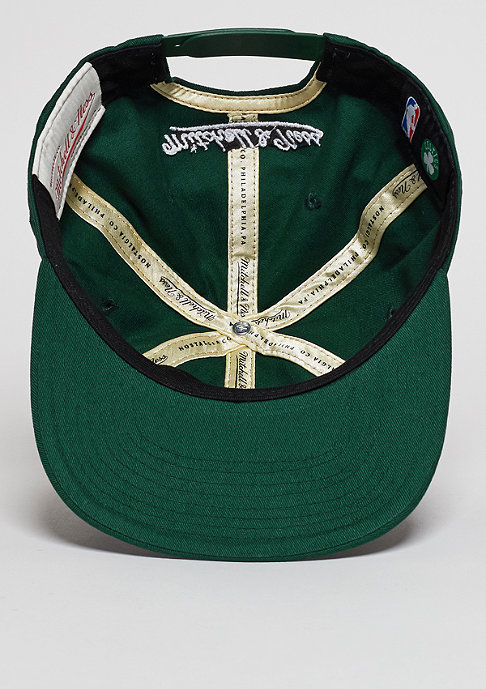 Mitchell & Ness Snapback-Cap Ballpark green