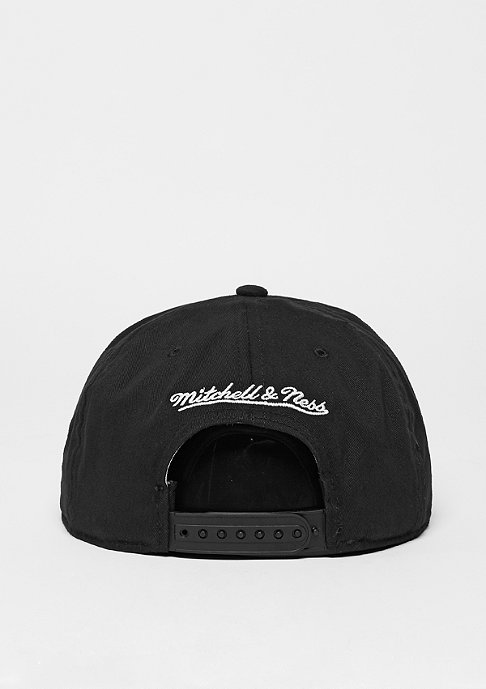 Mitchell & Ness Snapback-Cap Ballpark NBA San Antonio Spurs black