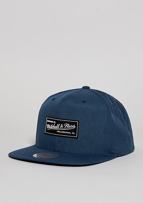 Mitchell & Ness Milo blue