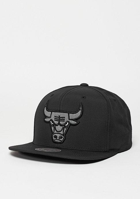 Mitchell & Ness Snapback-Cap Milo NBA Chicago Bulls black