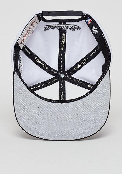 Mitchell & Ness Snapback-Cap D Memory NBA Brooklyn Nets white