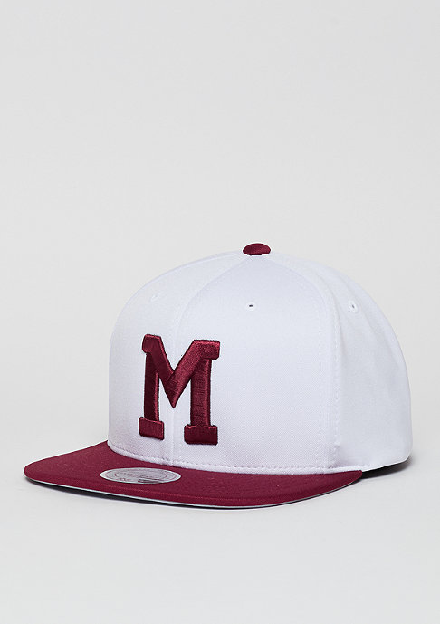 Mitchell & Ness D Memory NHL Montreal Maroons white